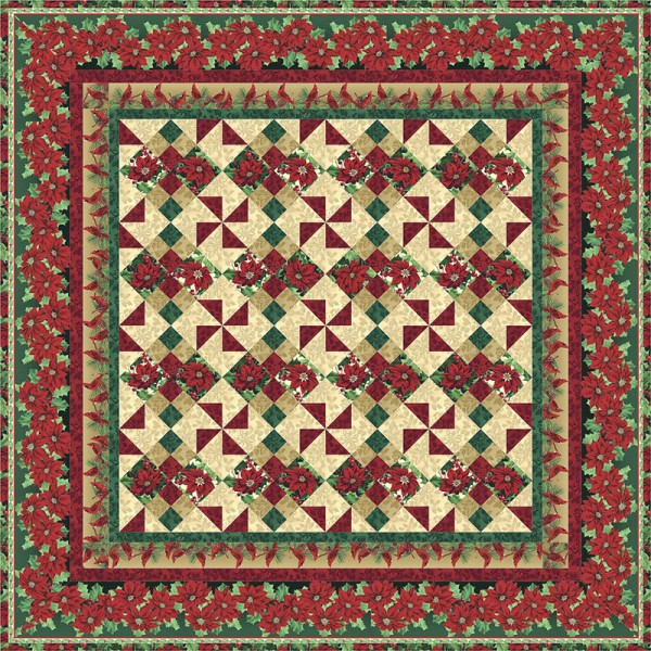 4-Patch Wonder Quilt